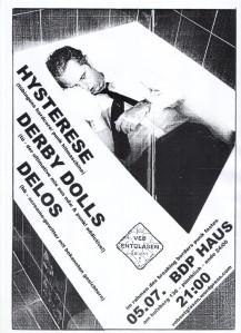 13-07-05 Hysterese, Derby Dolls, Delos